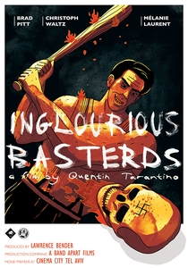 Bastardos Inglórios - Poster / Capa / Cartaz - Oficial 21