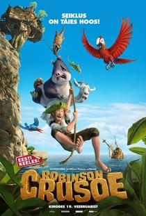 As Aventuras de Robinson Crusoé - Poster / Capa / Cartaz - Oficial 4