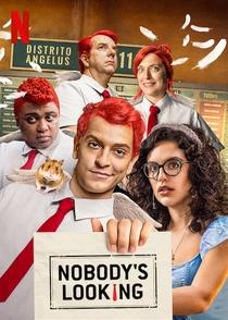 Ninguém Tá Olhando (1ª Temporada) - Poster / Capa / Cartaz - Oficial 2