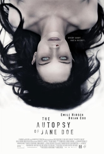 A Autópsia - Poster / Capa / Cartaz - Oficial 1