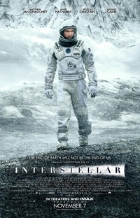Interestelar - Poster / Capa / Cartaz - Oficial 3