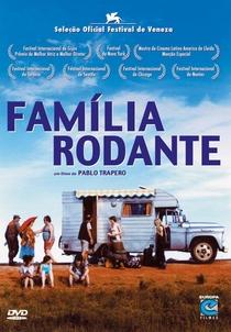 Família Rodante - Poster / Capa / Cartaz - Oficial 1