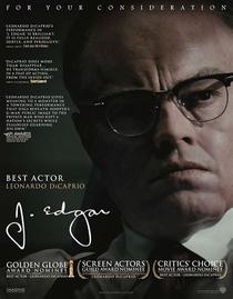 J. Edgar - Poster / Capa / Cartaz - Oficial 4