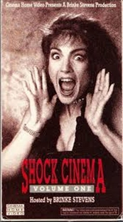 Shock Cinema Vol. 1 - Poster / Capa / Cartaz - Oficial 1