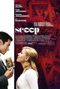 Scoop - O Grande Furo - Poster / Capa / Cartaz - Oficial 1