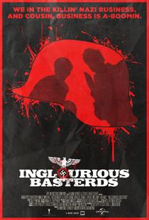 Bastardos Inglórios - Poster / Capa / Cartaz - Oficial 19