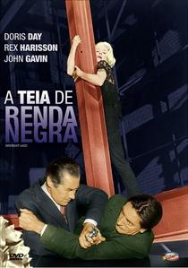 A Teia de Renda Negra - Poster / Capa / Cartaz - Oficial 3