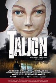 Talión - Poster / Capa / Cartaz - Oficial 1