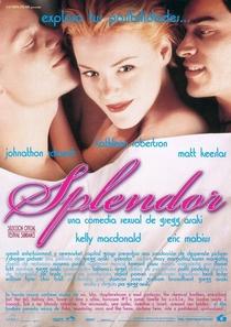 Splendor - Um Amor em Duas Vidas - Poster / Capa / Cartaz - Oficial 1