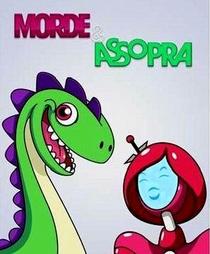Morde & Assopra - Poster / Capa / Cartaz - Oficial 1