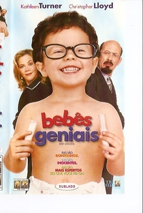 Bebês Geniais - Poster / Capa / Cartaz - Oficial 2