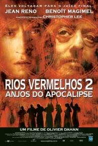 Rios Vermelhos 2 - Anjos do Apocalipse - Poster / Capa / Cartaz - Oficial 2