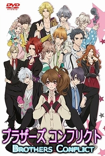 Brothers Conflict - Poster / Capa / Cartaz - Oficial 2