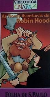As Novas Aventuras de Robin Hood - Poster / Capa / Cartaz - Oficial 1