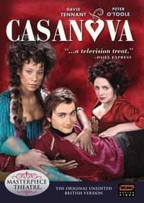 Casanova - Poster / Capa / Cartaz - Oficial 1