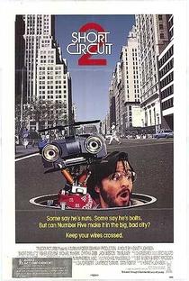 Um Robô em Curto Circuito 2 - Poster / Capa / Cartaz - Oficial 1