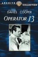 "Espiã 13 (""Operator 13"")"