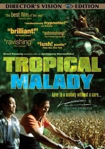 Mal dos Trópicos - Poster / Capa / Cartaz - Oficial 7