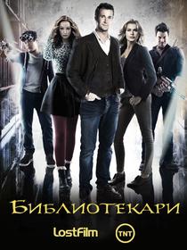 Os Bibliotecários (1ª Temporada) - Poster / Capa / Cartaz - Oficial 3
