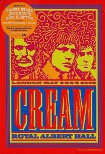 Cream: Royal Albert Hall London May 2005 - Poster / Capa / Cartaz - Oficial 1