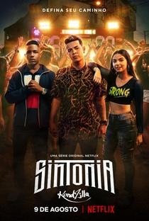 Sintonia (1ª Temporada) - Poster / Capa / Cartaz - Oficial 1