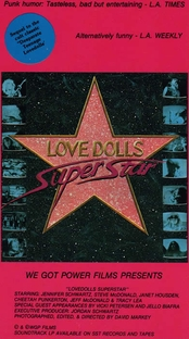 Lovedolls Superstar - Poster / Capa / Cartaz - Oficial 2