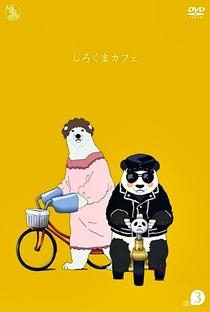 Shirokuma Cafe - Poster / Capa / Cartaz - Oficial 3