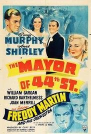 O Prefeito da Rua 44 - Poster / Capa / Cartaz - Oficial 1