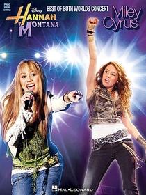 Hannah Montana & Miley Cyrus O Show: O Melhor dos Dois Mundos - Poster / Capa / Cartaz - Oficial 2