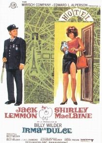 Irma La Douce - Poster / Capa / Cartaz - Oficial 7