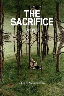 O Sacrifício - Poster / Capa / Cartaz - Oficial 13