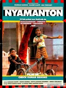 Nyamanton - Lições do Lixo - Poster / Capa / Cartaz - Oficial 1
