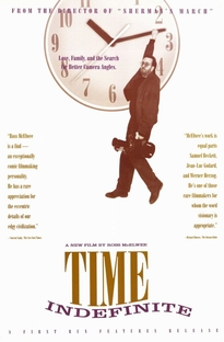 Time Indefinite - Poster / Capa / Cartaz - Oficial 1