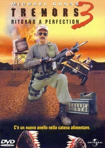 O Ataque dos Vermes Malditos 3 - De Volta a Perfeição - Poster / Capa / Cartaz - Oficial 4