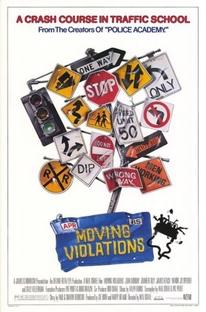 Um Trânsito Muito Louco - Poster / Capa / Cartaz - Oficial 1