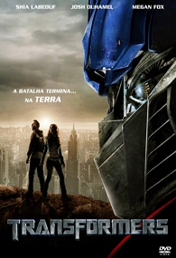 Transformers - Poster / Capa / Cartaz - Oficial 3