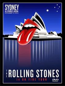 Rolling Stones - Sydney 2014 - Poster / Capa / Cartaz - Oficial 1