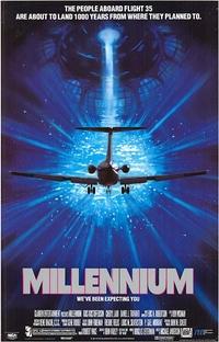 Millennium - Os Guardiões do Futuro - Poster / Capa / Cartaz - Oficial 1
