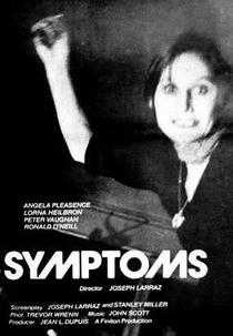 Sintomas - Poster / Capa / Cartaz - Oficial 3