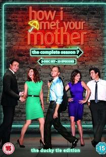 How I Met Your Mother (7ª Temporada) - Poster / Capa / Cartaz - Oficial 1