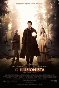 O Ilusionista - Poster / Capa / Cartaz - Oficial 4