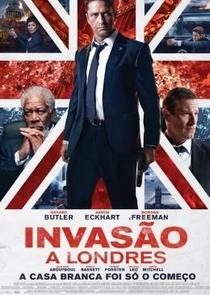 Invasão a Londres - Poster / Capa / Cartaz - Oficial 3