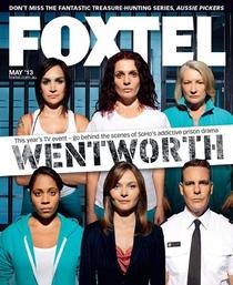 Wentworth (1ª temporada) - Poster / Capa / Cartaz - Oficial 1