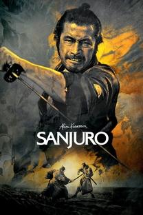 Sanjuro - Poster / Capa / Cartaz - Oficial 9