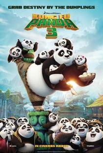 Kung Fu Panda 3 - Poster / Capa / Cartaz - Oficial 2