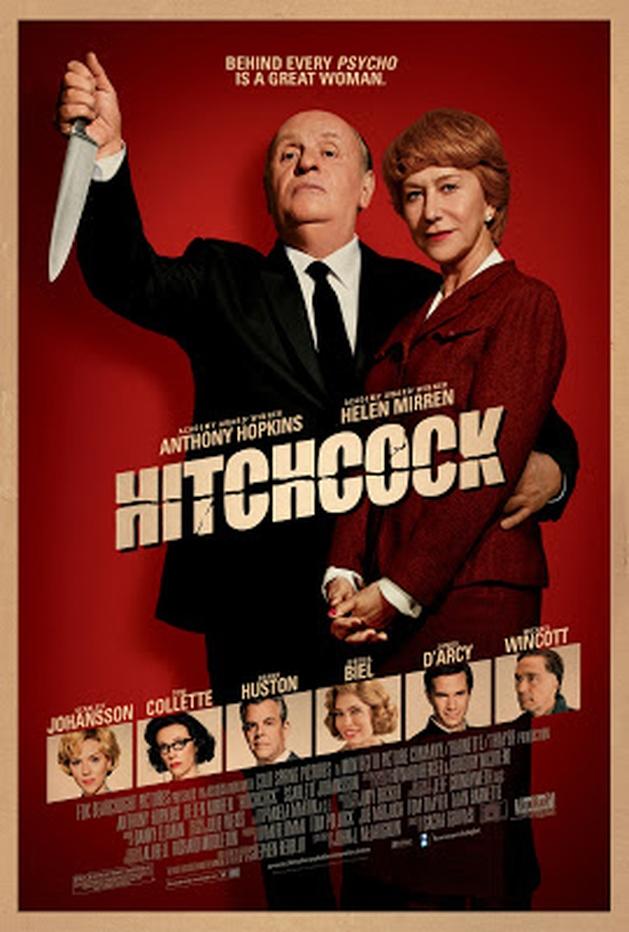 Crítica: Hitchcock (2012)