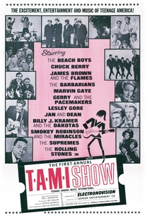 The T.A.M.I. Show - Poster / Capa / Cartaz - Oficial 2