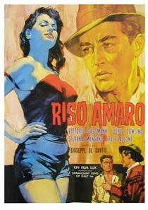 Arroz Amargo - Poster / Capa / Cartaz - Oficial 3