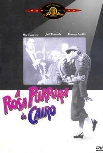 A Rosa Púrpura do Cairo - Poster / Capa / Cartaz - Oficial 2