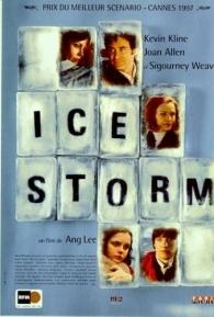 Tempestade de Gelo - Poster / Capa / Cartaz - Oficial 2